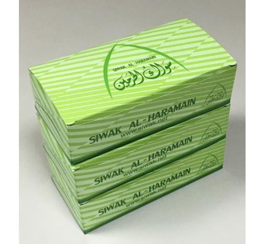 Three Large package Siwak Al Haramain