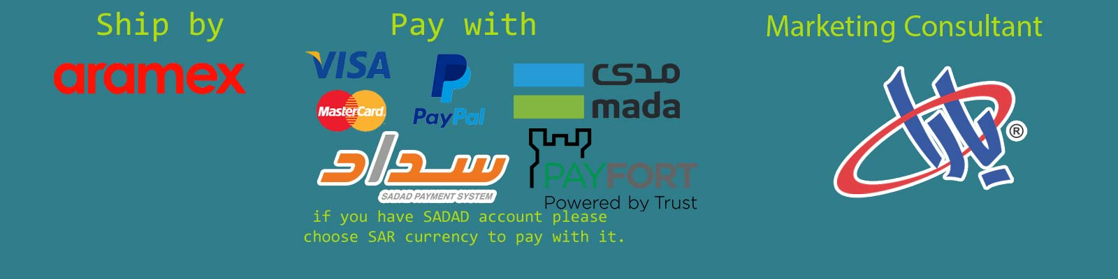 sewak shipping and payment methods